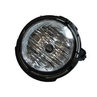 Fits 06-11  HHR (except SS) Right Pssngr Fog Lamp w/clear lens w/out bulb shield