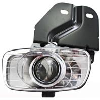 Fits 99-00 Cadillac Escalade 99-00 GMC Yukon Denali Left Driver Fog Lamp Assem