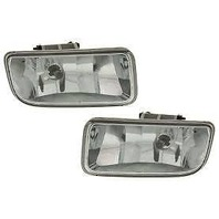 04-06 Chevy Aveo & 07-08 Aveo 5 Hatchback Left & Right Fog Lamp Assys (pair)