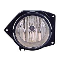 Fits 07-10 Hummer H3; 09-10 H3T;06 H3 w/2nd design Left Driver Fog Lamp Assembly