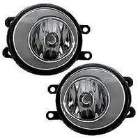 Fits 09-10 Pont. Vibe (except GT) Left & Right Fog Lamp Assemblies - pair