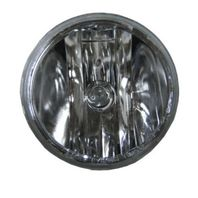 Fits 07-13 GM Aa &  Avalanche,Suburban,Tahoe L=R Round Fog Lamp w/o bezel