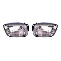 Fits 03-08 Iu Ascender; 02-09  Trailblazer & 02-06 EXT L&R Fog Lamps (pair)