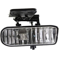 Fits 99-01 GM Sierra 1500; 99-02  2500; 01-02  3500 Right Pass Fog Lamp