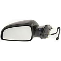 Fits 08-12 Malibu 07-10 Aura Left Driver Mirror Power Smooth No Heat or Auto Dim