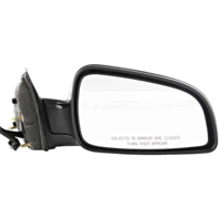 Fits 08-12 Malibu 07-10 Aura Right Pass Mirror Power Smooth No Heat, No Auto Dim