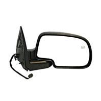 Fits 99-02 Silverado / Sierra Right Pass Power Mirror Man Fold w/Heat No Light