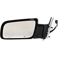 Fits 88-02 Chev / GM C / K Pickup Full Size Left Driver Power Mirror Heat