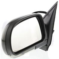 Fits 04-07 Trailblazer 04-06 EXT Left Drivr Mirror W/Ht, Mem, Clear Sig, ManFold