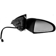 Fits 04-07 Malibu 04-07 Maxx 08 Classic Right Pass Mirror Power Textured Black