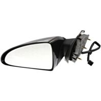 Fits 06-07 Malibu / Maxx 08 Classic Left Driver Mirror Power Smooth Black NoHeat