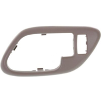 Fits 95-02 , GM Pickup Interior Door Handle (Bezel) Tan Right Fits Front / Rear