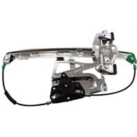 Fits 00-01 Cad Deville Left Front Door Window Motor & Regulator w/ 2 Pin Plug