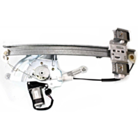 Fits 00-05 Pont Bonneville Right Front Window Regulator & Motor w/out Auto Down