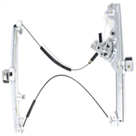 Fit 99-06 Silverado Suburban Tahoe Left Driver Front Door Manual Window Regulator