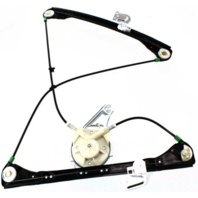 Fits 99-04 Alero 99-05 Grand AM Coupe Rt Pass Front Door Manual Window Regulator