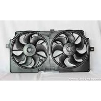 Dual Cooling Fan Assm For 99-01 Century 99-03 Grand Prix 3.1L only