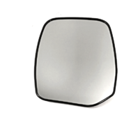Fits 17-18 Armada 11-17 Quest Left Driver Heated Mirror Glass w/ Rear Holder OE see Details