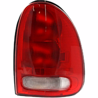 Fits 96-00 Dg Caravan / Chry Town & Country / Plymouth Voyager / 98-03 Dg Durango Right Passenger Tail Lamp Unit Assembly w/Circuit Board