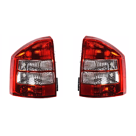 Fits 07-10 Jeep Compass Left & Right Set Tail Lamp / Lamp Unit