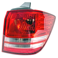 Fits 2009  Journey Right Tail Light / Lamp Assembly no LED Qtr Body Mounted