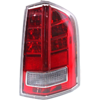 Fits 11-12 Chrysler 300 Right Pass Tail Lamp Assem without Chrome Center Accent
