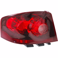 Fits 11-14 Dodge Avenger Left Driver Tail Lamp Assembly