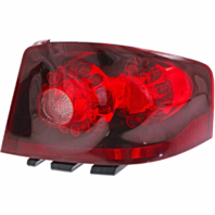 Fits 11-14 Dodge Avenger Right Passenger Tail Lamp Assembly