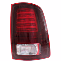 FITS 13-17 RAM PICKUP RIGHT PASSENGER TAIL LAMP ASSEMBLY LED TYPE
