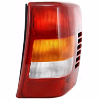 Fits 99-02 up to *11/01 Jeep Grand Cherokee Right Pass Tail Lamp Assembly  w/ Circuit Board