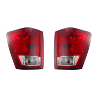 Fits 05-06 Jeep Grand Cherokee Left & Right Set Tail Lamp Assemblies with Circuit Board