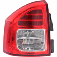 Fits 11-13 Jeep Compass Left Driver Tail Lamp Assembly