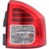 Fits 11-13 Jeep Compass Right Passenger Tail Lamp Assembly