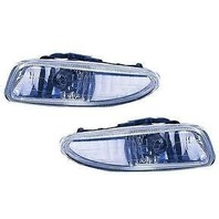 Fits 01-02  Neon & 01  Neon Left & Right Fog Lamp Assemblies (pair)