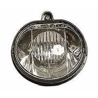 96-00 Chrysler Sebring Convertible (excludes sedan,coupe) L or R Fog Lamp w/bulb