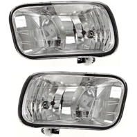 Fits 09-12 Ram 1500 Pickup; 10-18 Ram 2500 3500 Pickup Left & Right Fog Lamp Asm