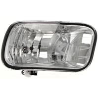 Fits 09-12 Ram 1500 Pickup; 10-18 2500 3500 Pickup Right Passenger Fog Lamp Assm