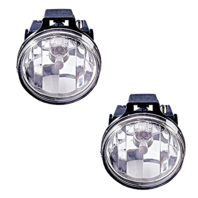 Fits 99-01  1500 Sport Pickup 99-02 2500 3500 Left & Right Fog Lamp (pair)