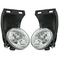 Fits 99-01 RAM 1500 Pickup w/o Sport Package Left & Right Fog Lamp Assm (pair)