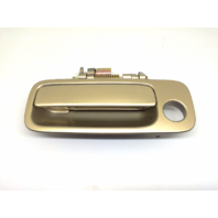 Fits 97-01 Camry, Lx ES300 Painted Left Driver Front Exterior Door Handle Beige