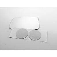 Mirror Glass Lens for Nissan 80-83 200SX, 81-84 maxima 810, 87-90 Pulsar NX Left