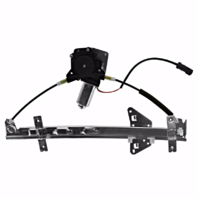 Fits 98-03 Dg Durango 00-04 Dg Dakota Crew Cab Power Window Regulator with Motor Rear Right Passenger