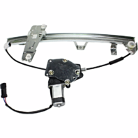 Fits 99-04 Grand Cherokee Right Passenger Front Door Window Motor & Regulator