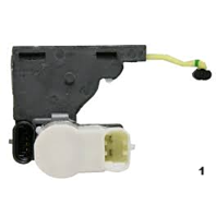 Fits 91-07 GM VARIOUS MODELS RIGHT PASSENGER DOOR LOCK ACTUATOR W/2 PRONG Plug W/OUT ALARM