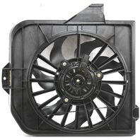 Fits 01-05 / Van Radiator Fan Assembly Right Passenger Side