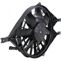 Fits 00-01 Durango, 00-04 Dakota Radiator Fan Assembly