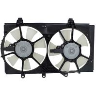 Fits 01-03  Neon, 2001  Neon Dual Cooling Fan Assembly