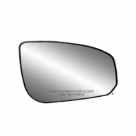 Fits 04-08 Maxima Right Pass Heated Mirror Glass w/Rear Holder w/out Power Fold