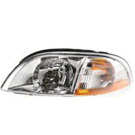 Fits 99-03  Windstar Left Driver Headlamp Assembly