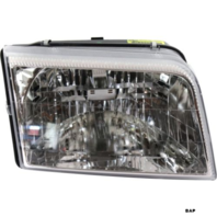 Fits 06-11  Grand Marquis Right Passenger Headlamp Assembly